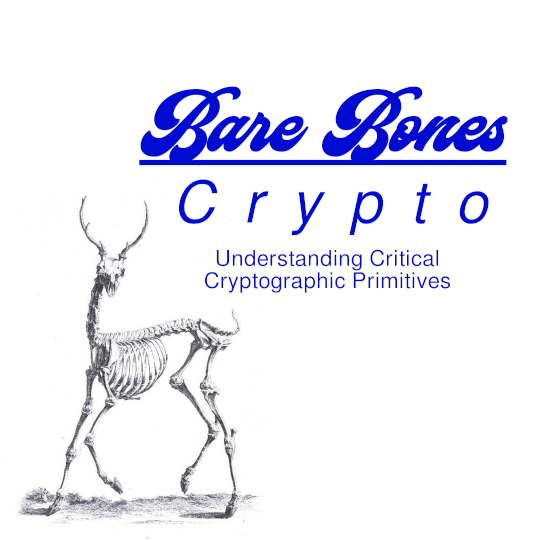 Poster for Bare Bones Crypto: Understanding Critical Cryptographic Primitives