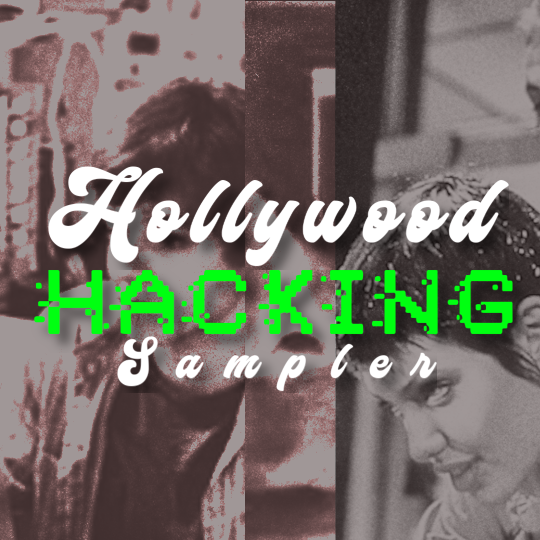 Poster for Access Granted: Hollywood Hacking Sampler