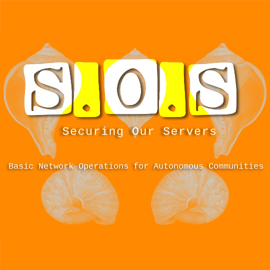 Poster for Securing Our Servers: Basic Network Operations for Autonomous Communities